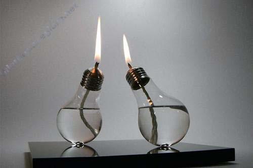 Dầu hỏa dùng để thắp sáng