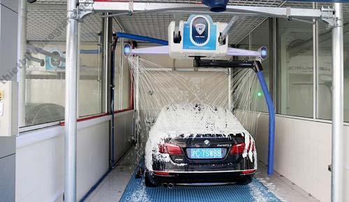Cần bao nhiêu vốn để đầu tư hệ thống rửa xe tự động?