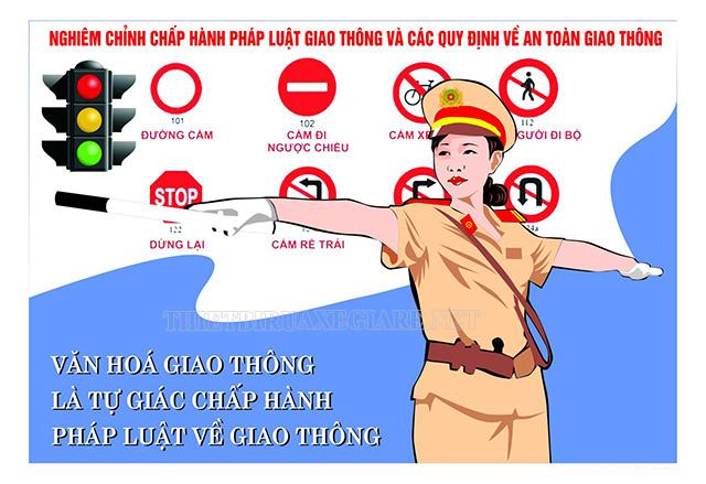 Học luật giao thông đường bộ