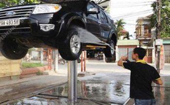 Bật mí những lý do nên lựa chọn cầu nâng rửa xe