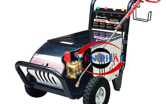 Máy rửa xe áp lực cao Palada