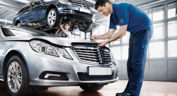 Bảo hành và bảo dưỡng xe định kỳ là việc nên làm