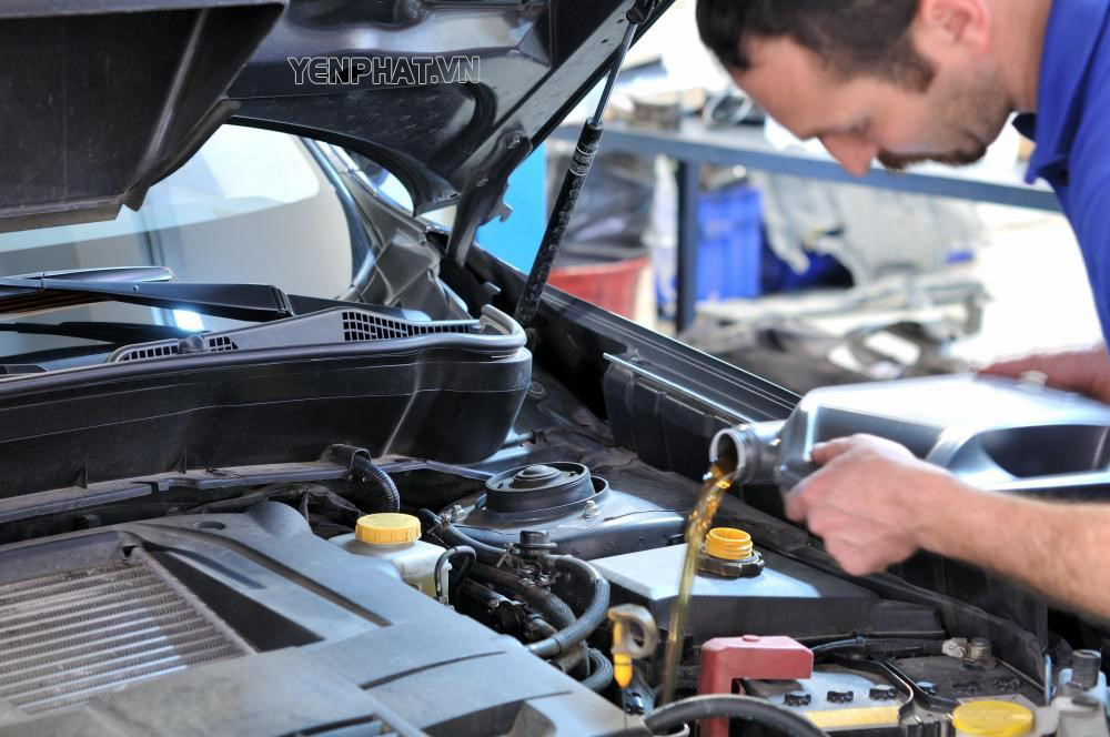 Bảo dưỡng được thực hiện định kỳ giúp xe đảm bảo an toàn khi vận hành