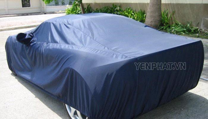 Bạt phủ bảo vệ ô tô khỏi những tác nhân xấu