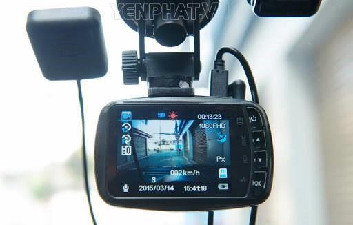 Camera hành trình tiện lợi