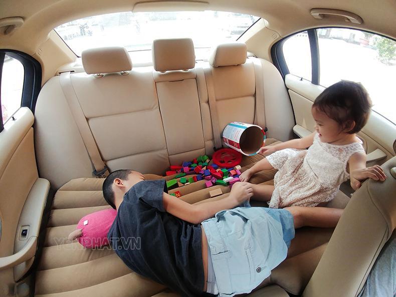 Mở rộng không gian và tiện ích cho con nhỏ nô đùa