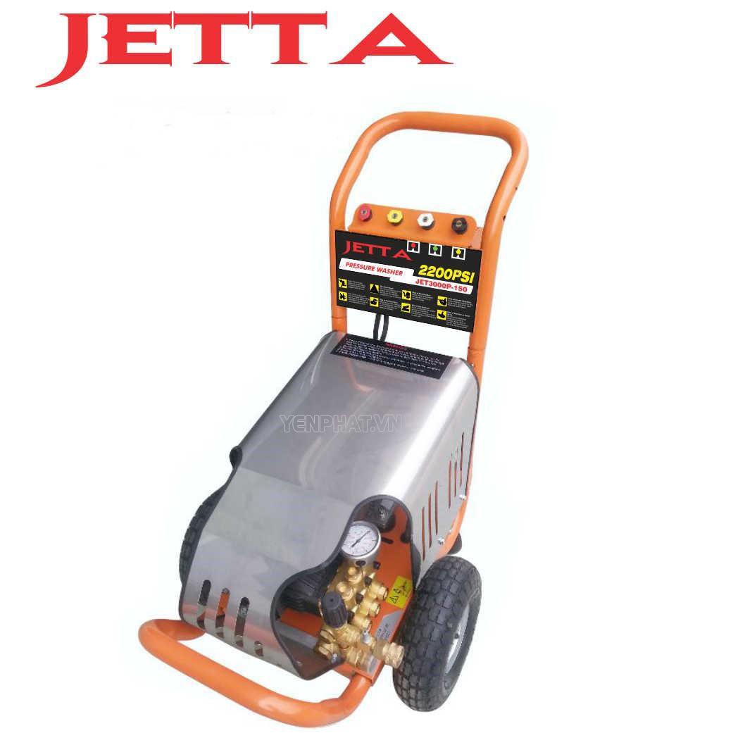 Máy rửa xe 3 pha thương hiệu Jetta