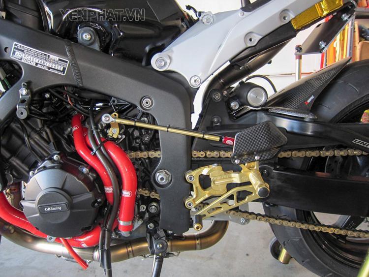Hệ thống sang số nhanh được ưa chuộng cho dòng xe đua