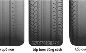 Việc kiểm tra áp suất lốp thường xuyên thật sự cần thiết
