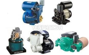 Một số loại máy bơm tăng áp hiện đại
