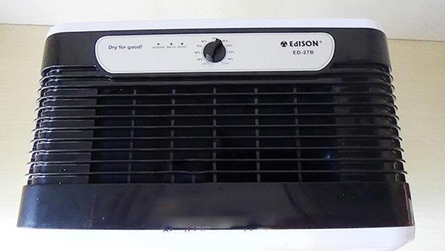 Edison ed-27b điều khiển bằng núm vặn