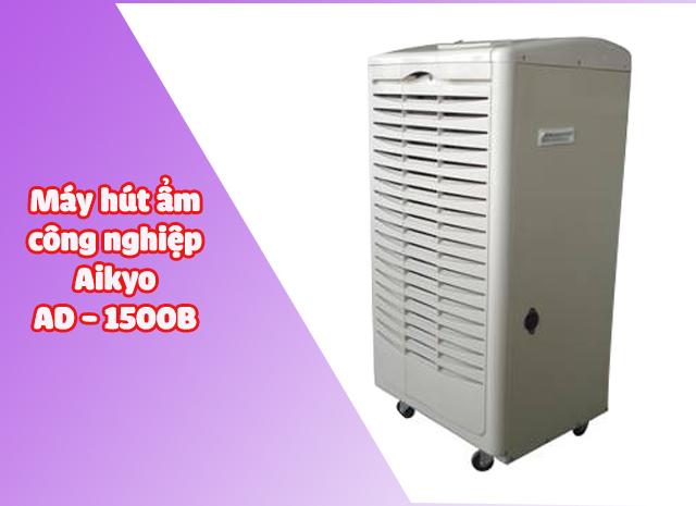 máy hút ẩm aikyo AD-1500B