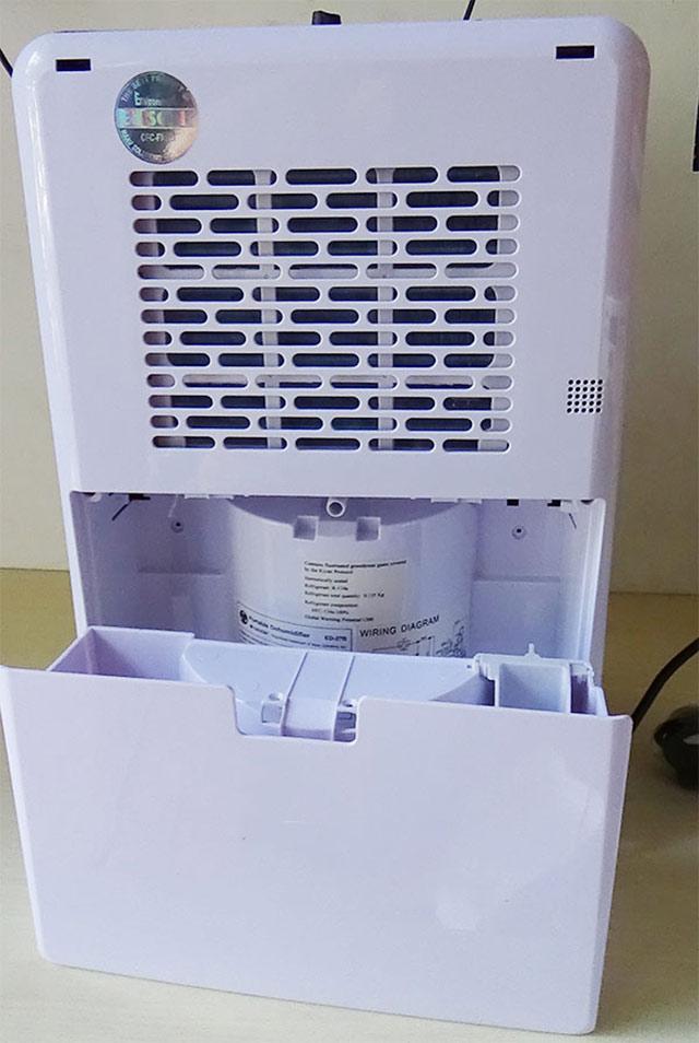 vệ sinh máy định kỳ