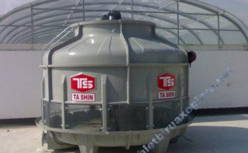 Công dụng của tháp giải nhiệt công nghiệp
