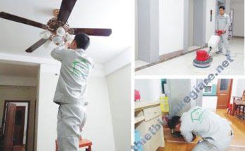 Cách vệ sinh công trình sau xây dựng hiệu quả nhất
