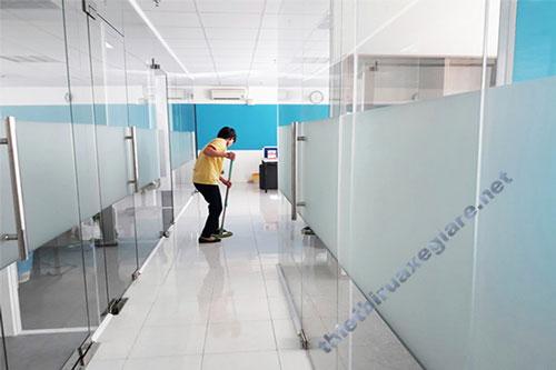 Các công việc tạp vụ văn phòng Hà Nội
