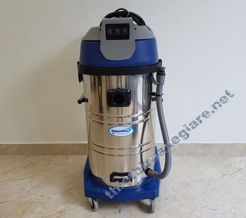 Máy hút bụi hút nước công nghiệp Supper Clean SC80