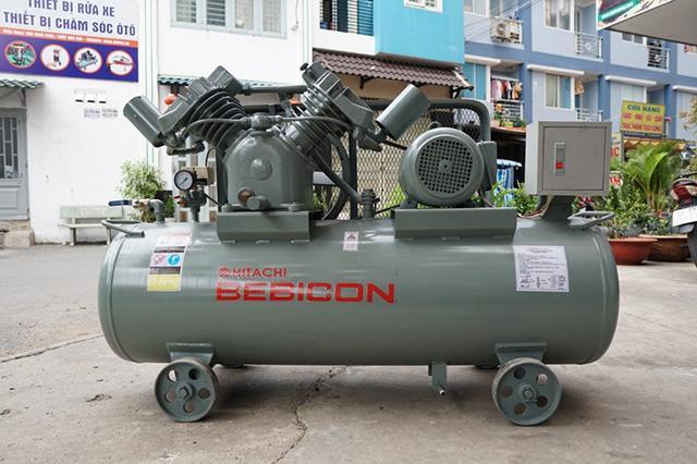 Thiết bị nén không khí Piston không dầu 2HP 1.5OP-9.5G5A