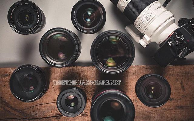 tìm hiểu lens máy ảnh