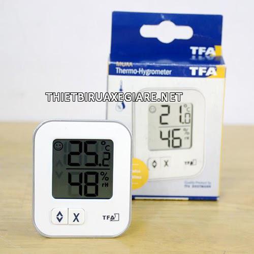 Nhiệt ẩm kế điện tử TFA01 MOXX