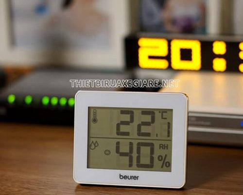 nhiệt ẩm kế cơ và điện tử