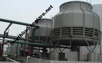 tháp giải nhiệt dùng để làm gì