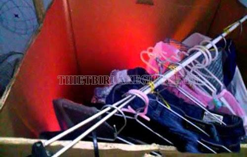 tự chế máy sấy quần áo