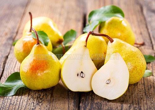 mùa đông có những loại quả gì