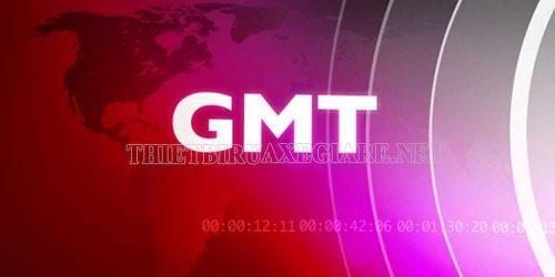 múi giờ GMT là gì