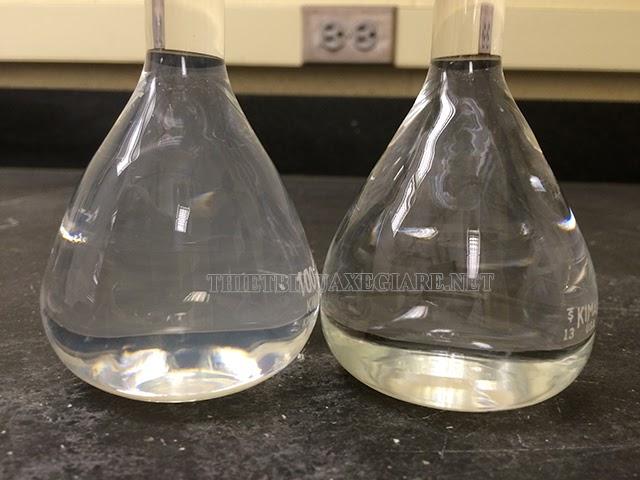 bạc Nitrat không màu