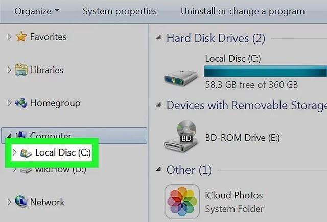 cách kiểm tra bộ nhớ laptop