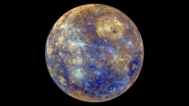sao thủy đứng thứ mấy trong hệ mặt trời