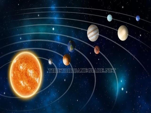 hệ mặt trời là gì