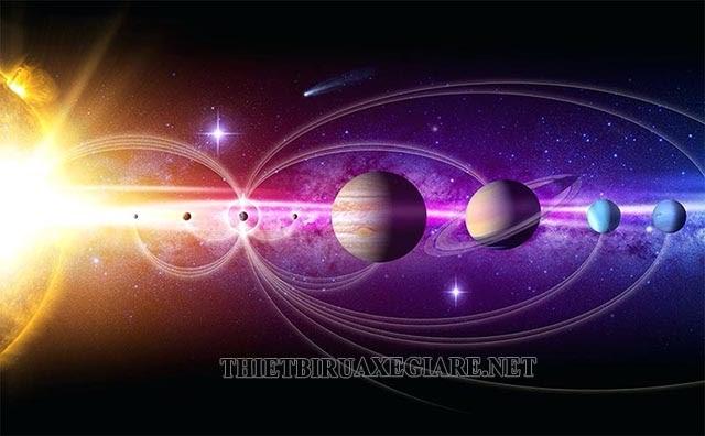 các hành tinh được hình thành như thế nào