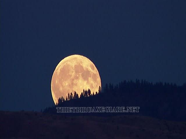 mặt trăng xuất hiện khi nào
