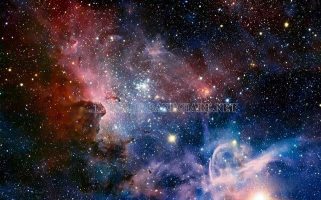 vũ trụ khoảng bao nhiêu năm ánh sáng