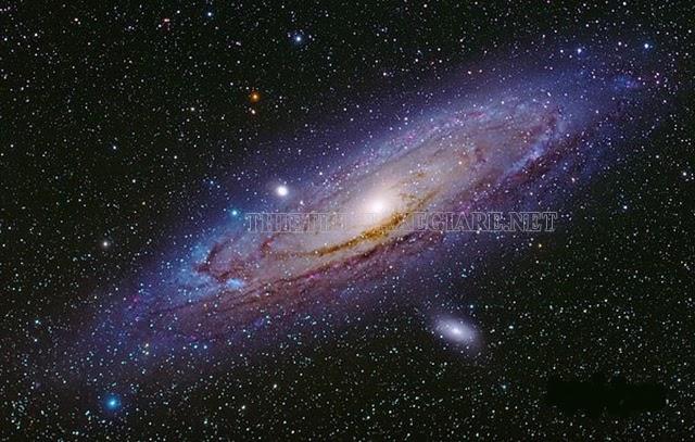 vũ trụ có bao nhiêu thiên hà