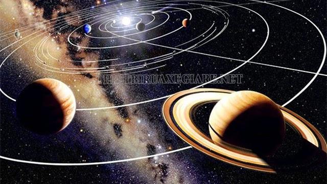 vũ trụ rộng bao nhiêu