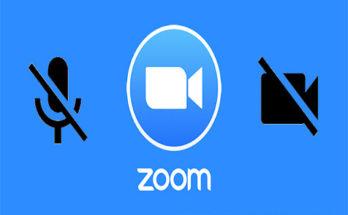 tắt tiếng trong zoom